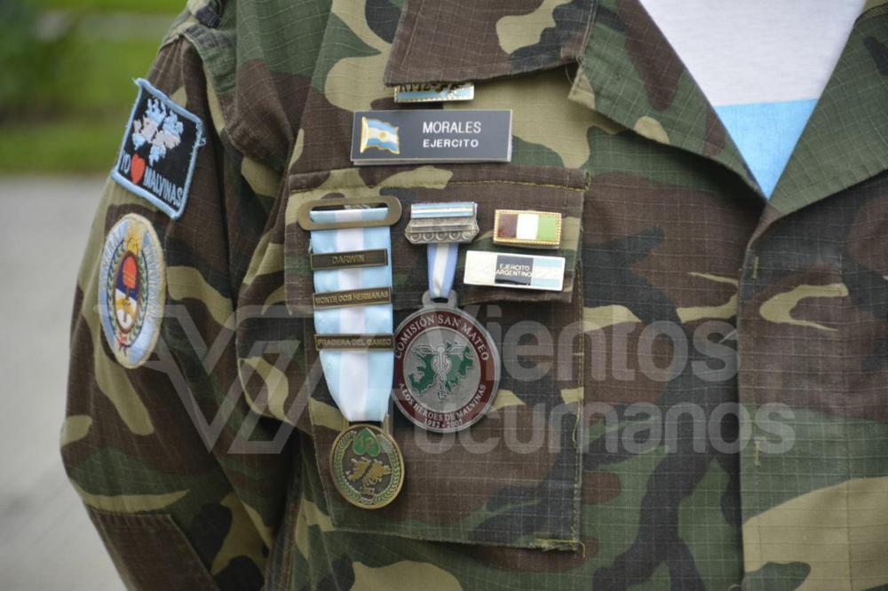 malvinas veterano soldado ejército