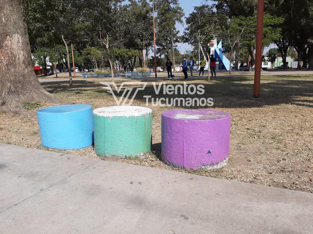Plaza san martín concepción