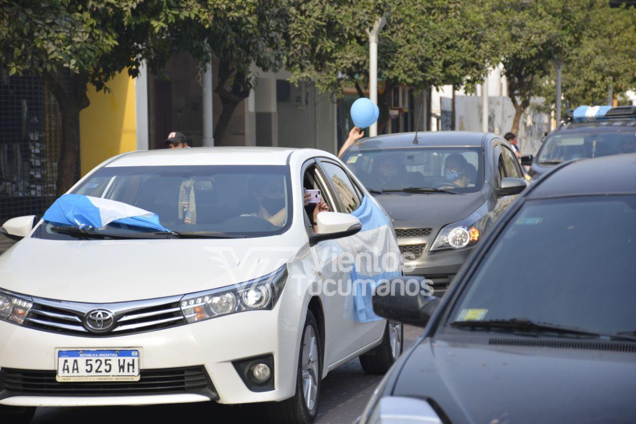12O marcha movilización banderazo protesta concepción