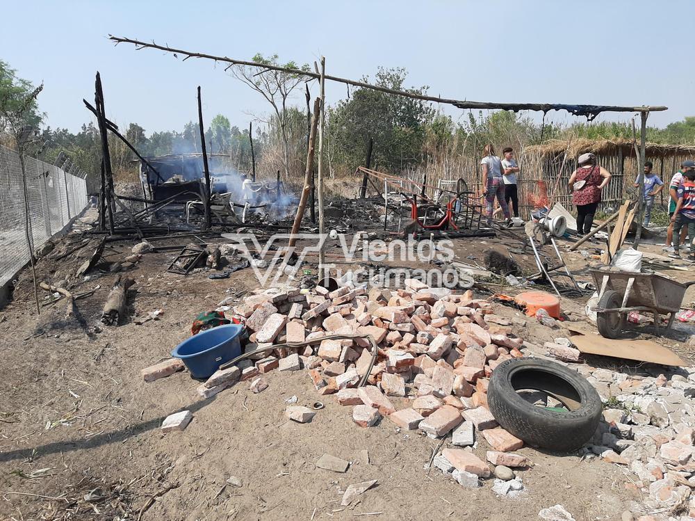 Bomberos voluntarios concepción incendio