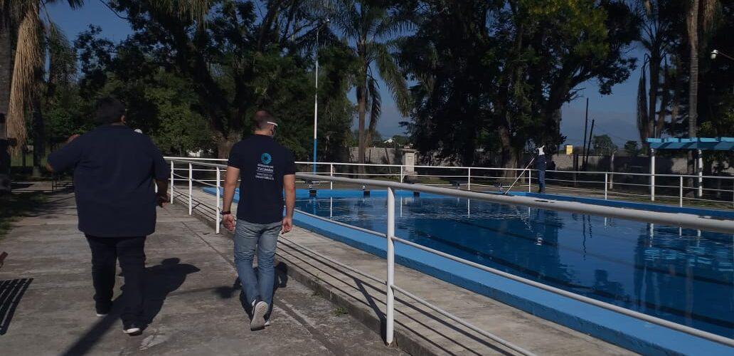 piscina aeroclub