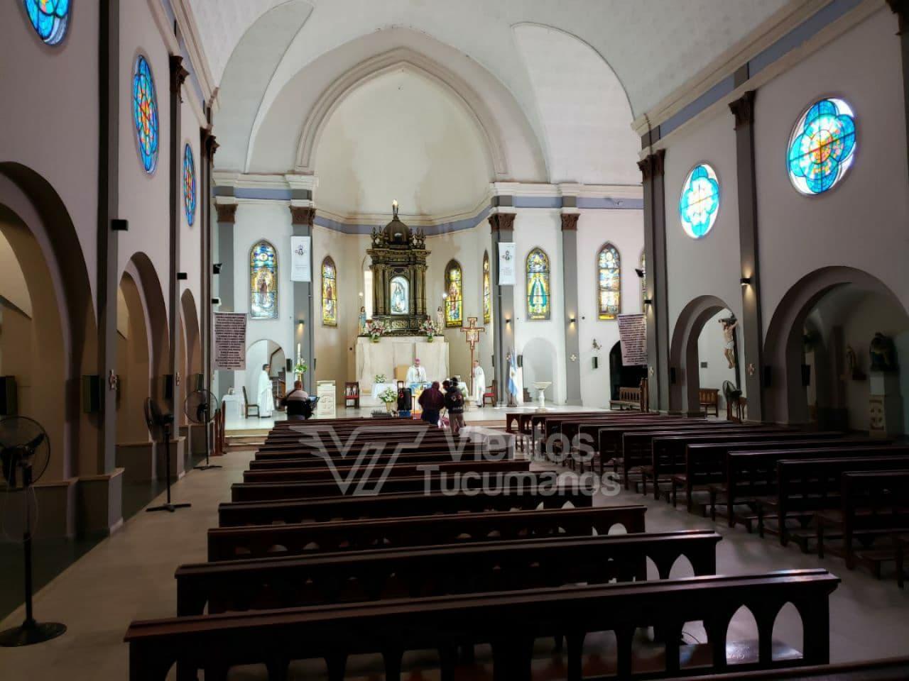 misa catedral iglesia