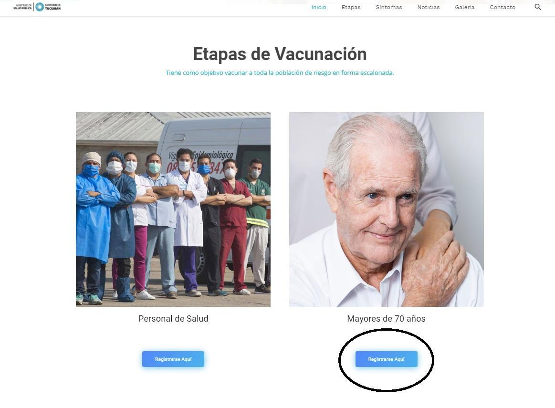vacuna 70